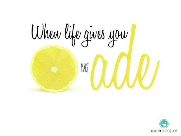 Lemonade or Tequila