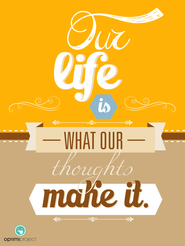 OUR LIFE IS...